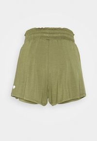 Cotton On Body - DOUBLE LAYER PETAL HEM SHORT - Sports shorts - oregano - 1