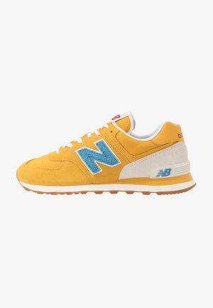 574 - Sneakersy niskie - blue/yellow