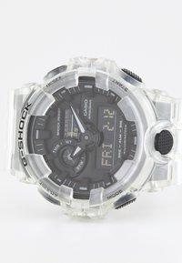 G-SHOCK - WHITE SKELETON GA-700SKE UNISEX - Digital watch - transparent/white - 3