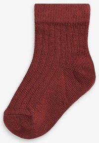 Next - 7 PACK - Socks - brown - 7