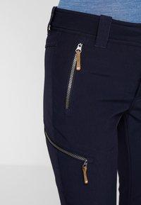 Icepeak - TEIJA - Spodnie materiałowe - dark blue - 3