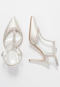 Dune London - DELIGHTES - High heels - ivory - 3