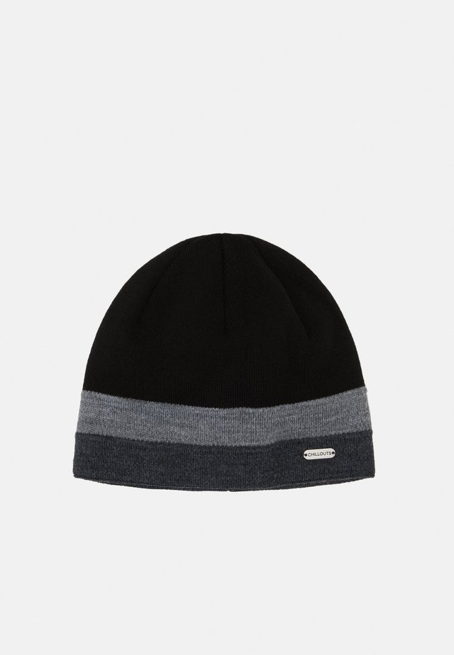 UNISEX JOHNNY HAT - Pipo - black