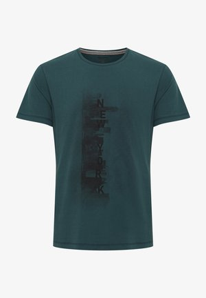 T-shirt imprimé - deep teal