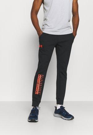 SPORTSTYLE - Træningsbukser - black