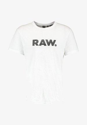 HOLORN - T-shirt print - white