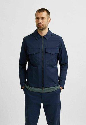 WORKWEAR ZWEI-WEGE-REISSVERSCHLUSS - Summer jacket - navy blazer