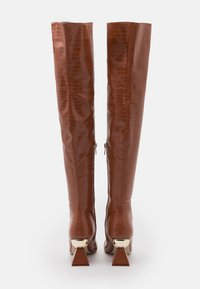 RAID - SPIRAL - Over-the-knee boots - tan - 3