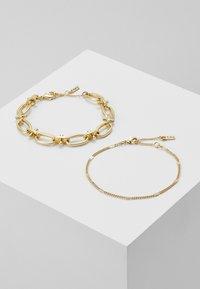 Pilgrim - BRACELET EXCLUSIVE WISDOM 2 PACK - Bracelet - gold-coloured - 0