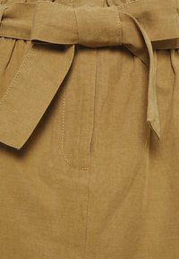 Marc O'Polo - SKIRT PAPERBAG STYLE - Mini skirt - sandy beach - 2