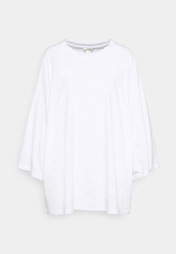 BILLA TEE - T-shirt basic - white light