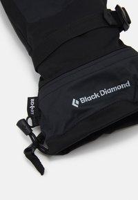 Black Diamond - MERCURY MITTS - Mittens - black - 2