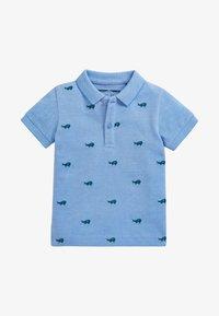 Next - Polo shirt - blue - 0