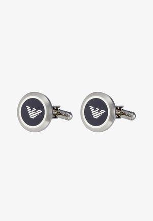 Manchetknapper - silver-coloured