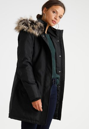 ONLKATY COAT - Parkaer - black