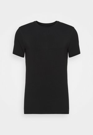 RIND SINGLE PACK - Undershirt - black