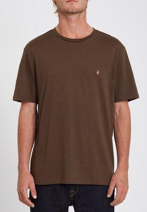 STONE BLANKS - T-shirt basic - wren