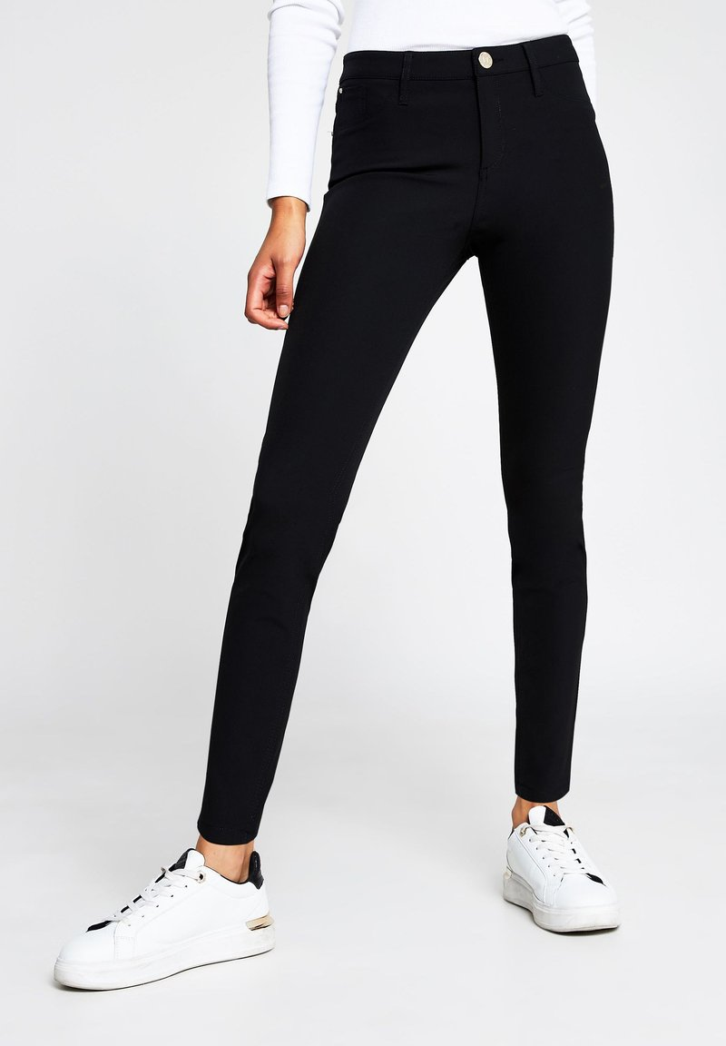 River Island - Jeggings - black