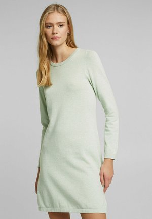 Jumper dress - dusty green