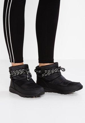 WHITNEY SHORT - Winter boots - black
