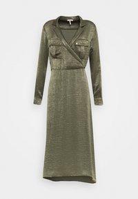 Esqualo - Maxi dress - green - 0