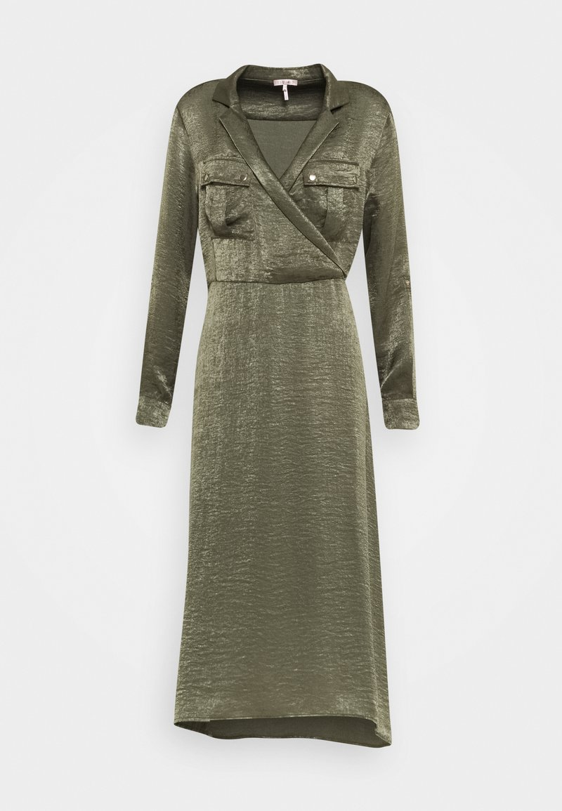 Esqualo - Maxi dress - green