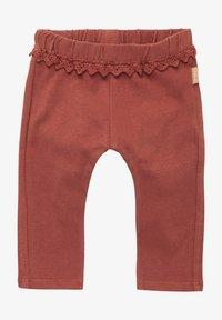 Noppies - Leggings - Trousers - henna - 0
