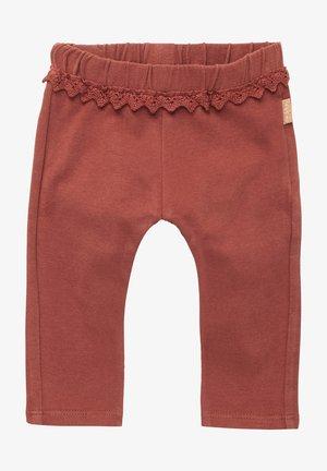 Leggings - Trousers - henna