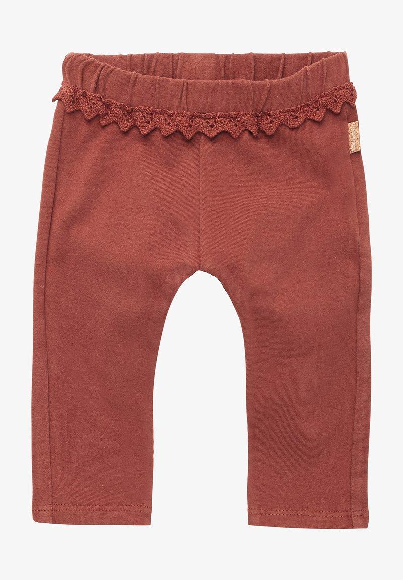 Noppies - Leggings - Trousers - henna