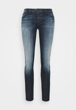 POCKETS PANT - Jeans Skinny Fit - denim blu