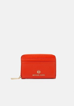 JET SET CHARM COIN CARD CASE - Wallet - clementine