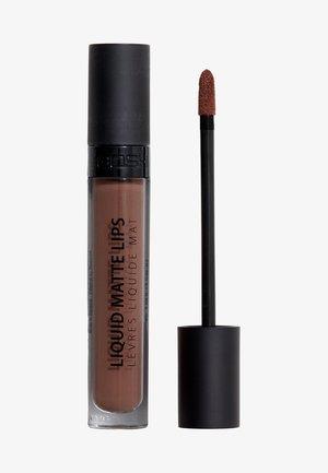 Liquid Matte Lips - Liquid lipstick - 011 go naked