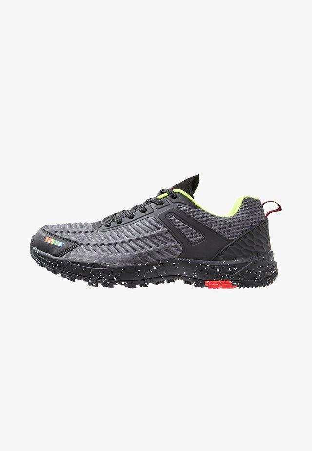RANGOON  - Hiking shoes - bleigrau
