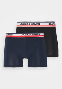Jack & Jones - JACNEW TRUNKS 2 PACK - Pants - navy blazer - 4