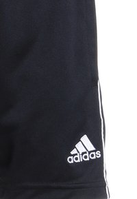 adidas Performance - CORE ELEVEN PRIMEGREEN FOOTBALL 1/4 SHORTS - Pantaloncini sportivi - black/white - 2