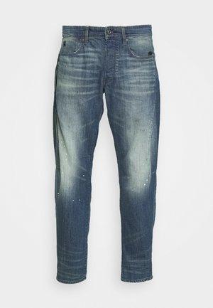 CITISHIELD SLIM TAPERED - Straight leg jeans - antic faded lagoon
