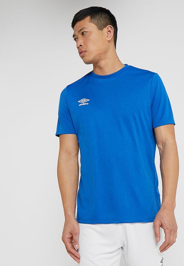 Basic T-shirt - royal