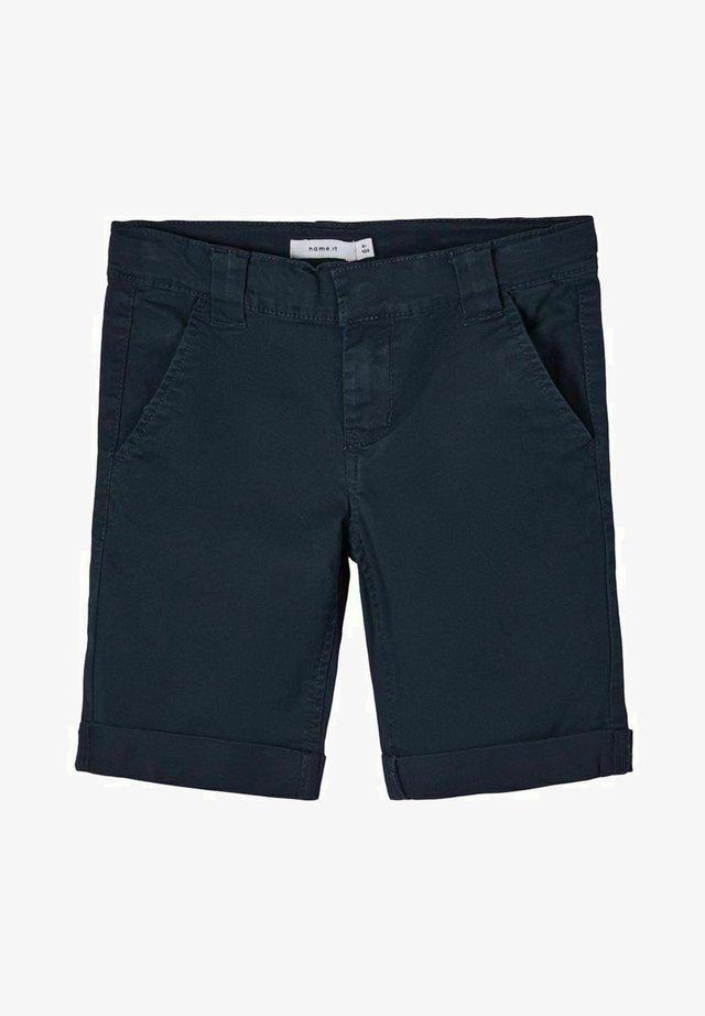 Shorts di jeans - dark sapphire