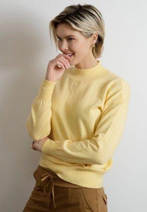 RIXT - Trui - yellow