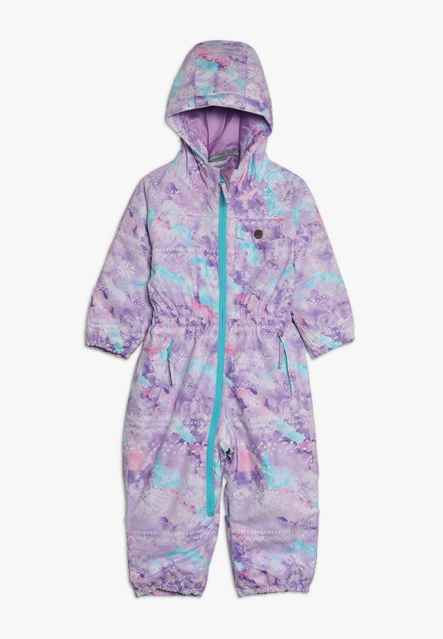 GIRLS ONESIE - Snowsuit - sarek