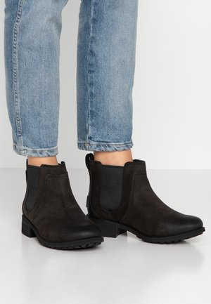 BONHAM BOOT - Bottines - black