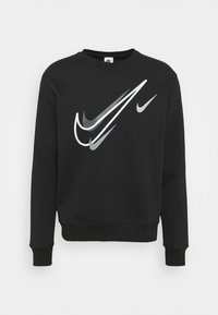 SOS CREW - Sweatshirt - black