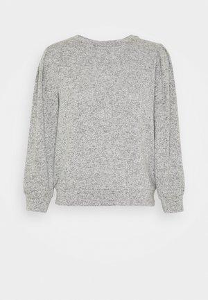 NMALIA  - Jumper - light grey melange