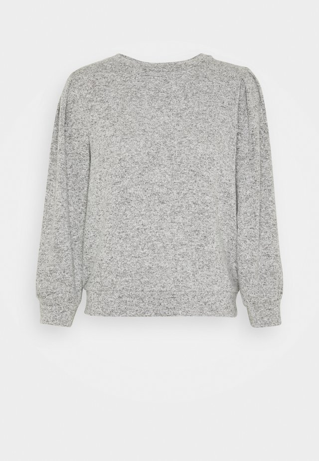 NMALIA  - Trui - light grey melange