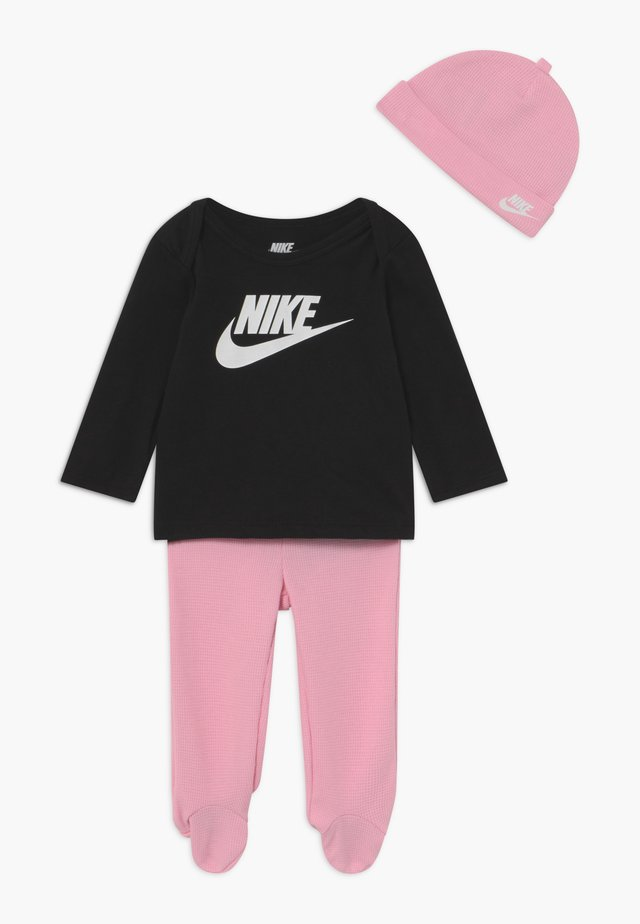 NIKE SET - Bonnet - pink