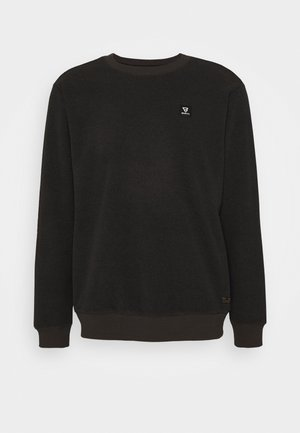 REAGAN MENS - Fleece jumper - pine grey