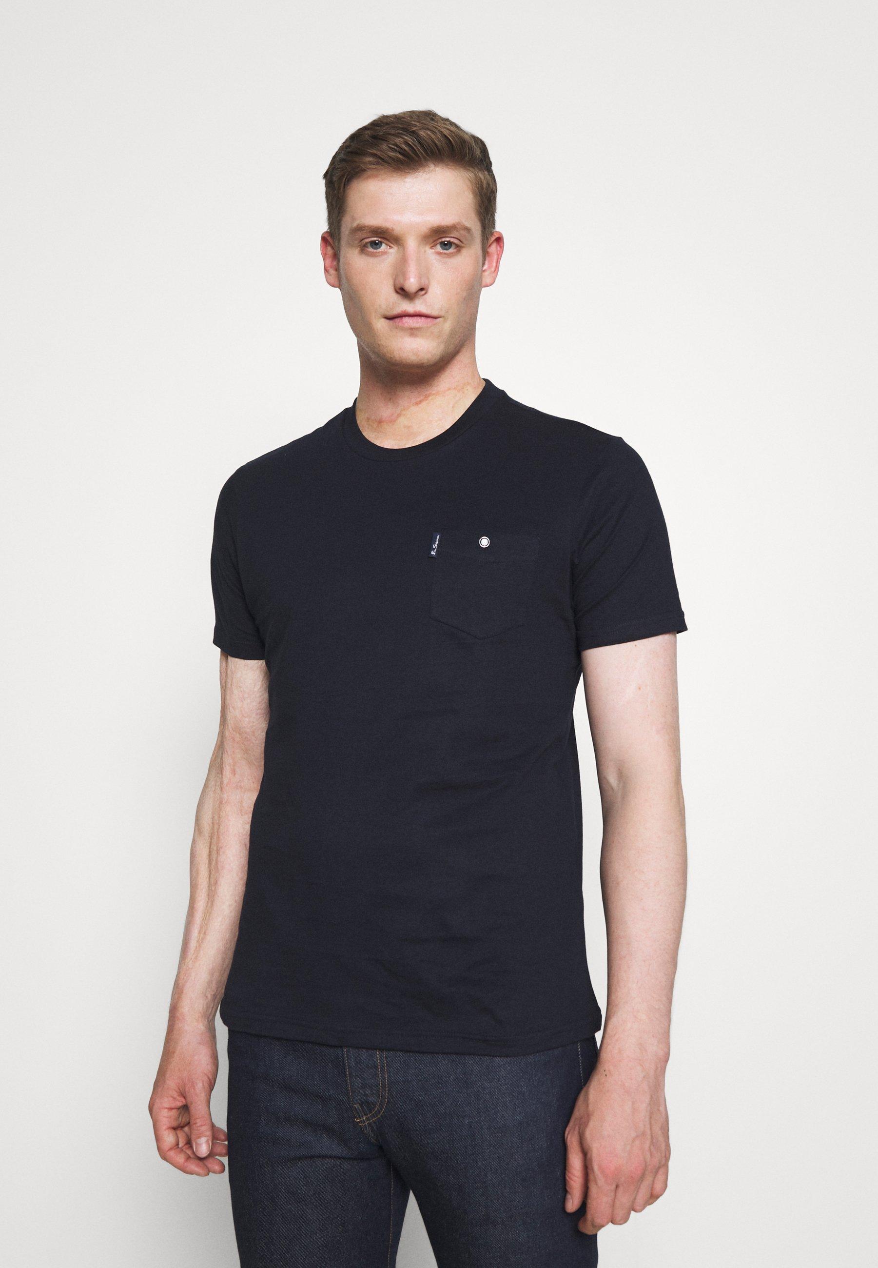 Uomo SIGNATURE POCKET TEE - T-shirt basic