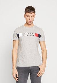 Tommy Hilfiger - T-Shirt print - grey - 0