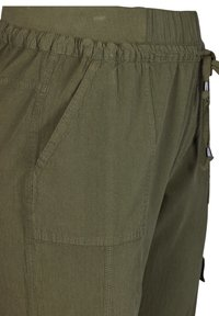 Zizzi - Trousers - green - 4
