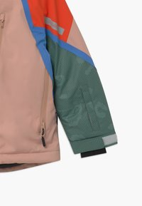 Gosoaky - BALOO UNISEX - Winter jacket - evening pink/multicolour - 3